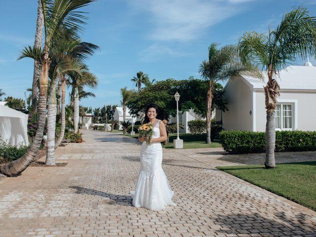 La boda de Victor y Lina en San Bartolomé, Las Palmas 34
