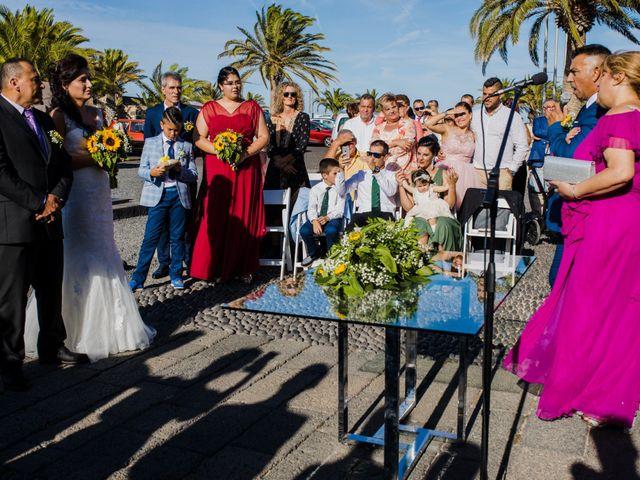 La boda de Victor y Lina en San Bartolomé, Las Palmas 52