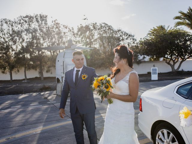 La boda de Victor y Lina en San Bartolomé, Las Palmas 60