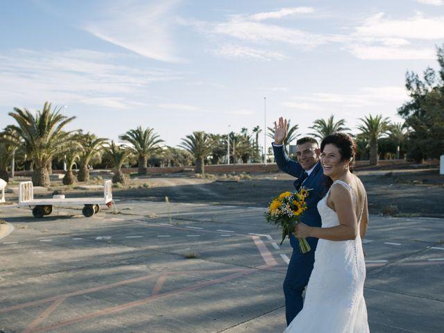 La boda de Victor y Lina en San Bartolomé, Las Palmas 62