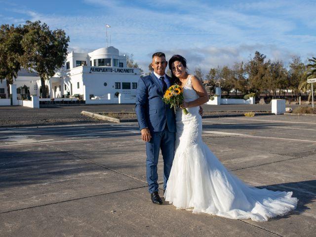 La boda de Victor y Lina en San Bartolomé, Las Palmas 68