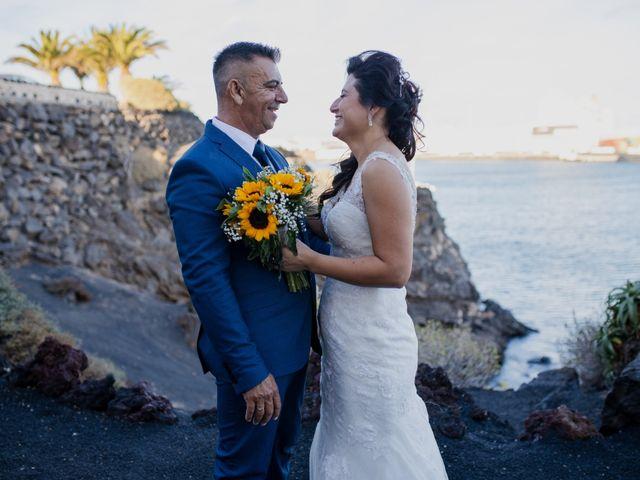 La boda de Victor y Lina en San Bartolomé, Las Palmas 71