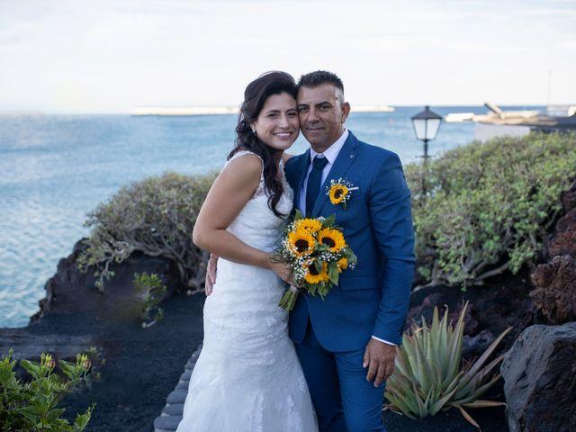 La boda de Victor y Lina en San Bartolomé, Las Palmas 72