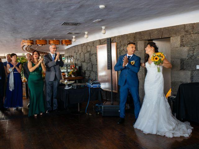 La boda de Victor y Lina en San Bartolomé, Las Palmas 74