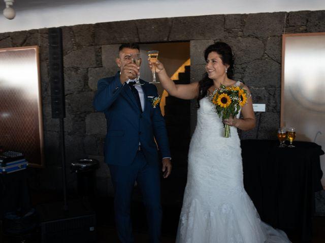 La boda de Victor y Lina en San Bartolomé, Las Palmas 75