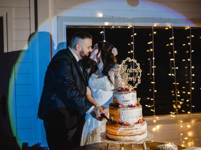 La boda de Jenny y Antonio  en L' Albiol, Tarragona 1