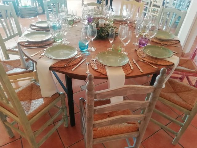 La boda de Jenny y Antonio  en L' Albiol, Tarragona 6