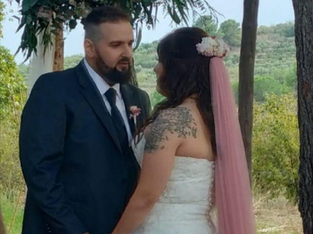 La boda de Jenny y Antonio  en L' Albiol, Tarragona 7