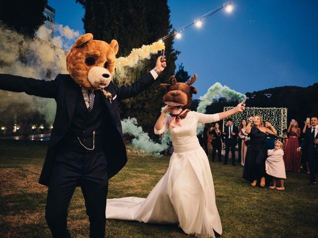 La boda de Carolina y Joan