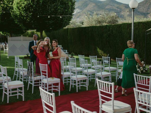 La boda de Sebastián y Marta en Durcal, Granada 14