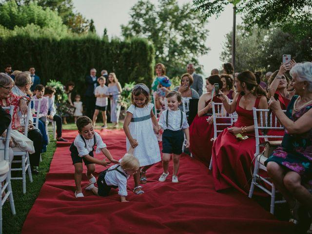 La boda de Sebastián y Marta en Durcal, Granada 32