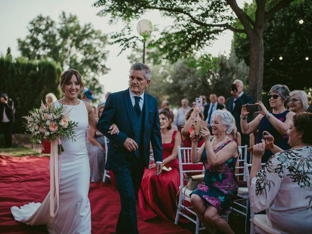 La boda de Sebastián y Marta en Durcal, Granada 36