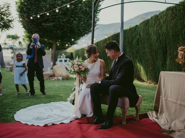 La boda de Sebastián y Marta en Durcal, Granada 40