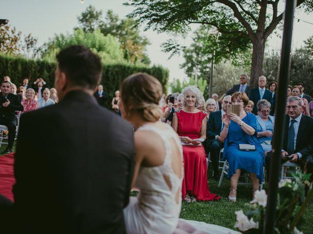 La boda de Sebastián y Marta en Durcal, Granada 41