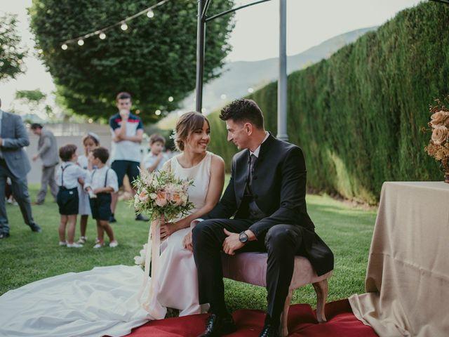 La boda de Sebastián y Marta en Durcal, Granada 43