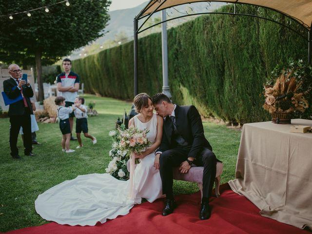 La boda de Sebastián y Marta en Durcal, Granada 45