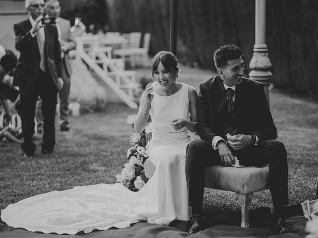La boda de Sebastián y Marta en Durcal, Granada 57