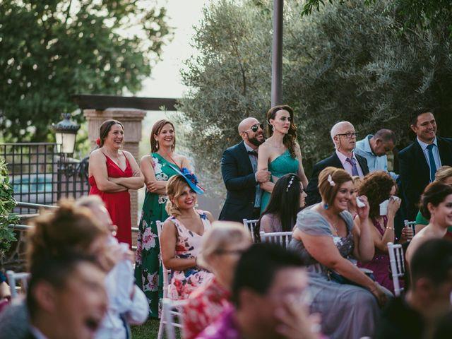 La boda de Sebastián y Marta en Durcal, Granada 60