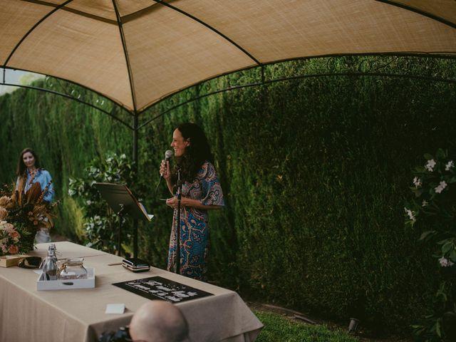 La boda de Sebastián y Marta en Durcal, Granada 65
