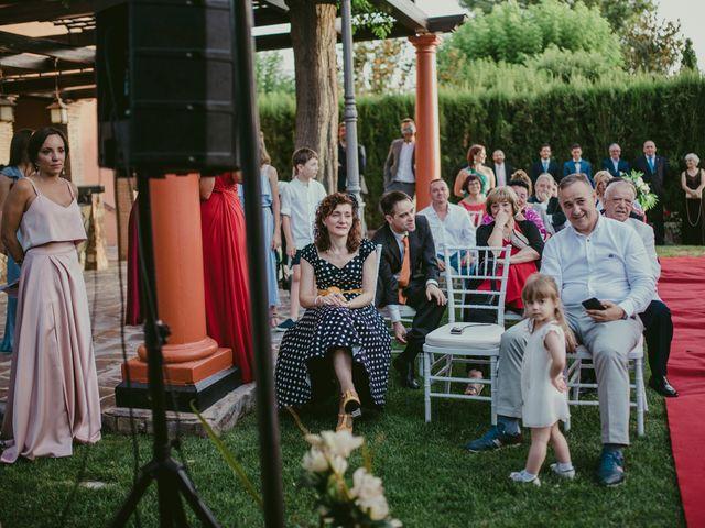 La boda de Sebastián y Marta en Durcal, Granada 75