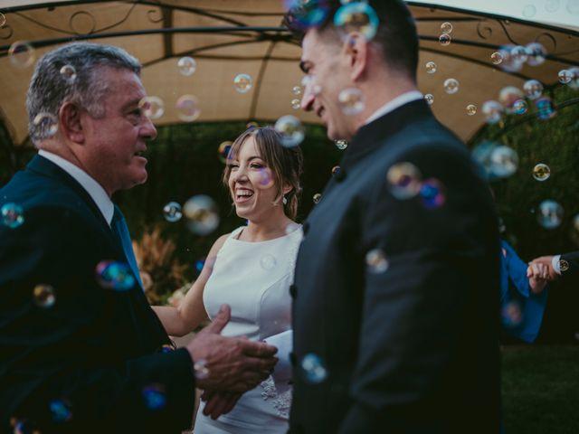 La boda de Sebastián y Marta en Durcal, Granada 91