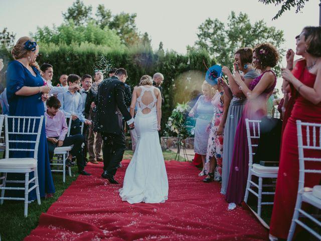 La boda de Sebastián y Marta en Durcal, Granada 95