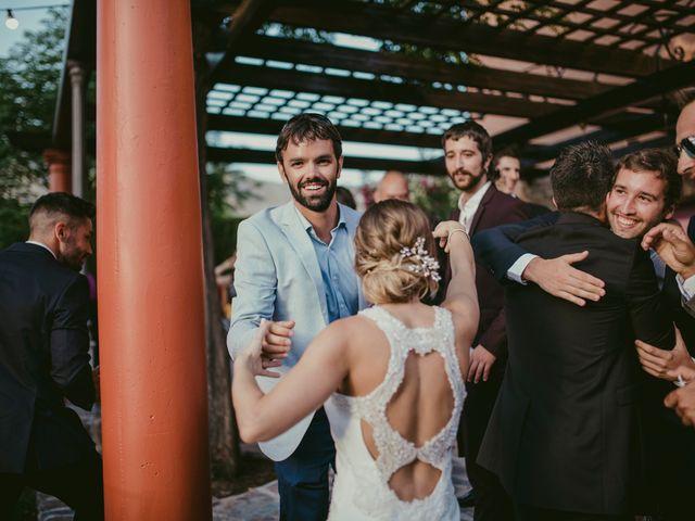 La boda de Sebastián y Marta en Durcal, Granada 96