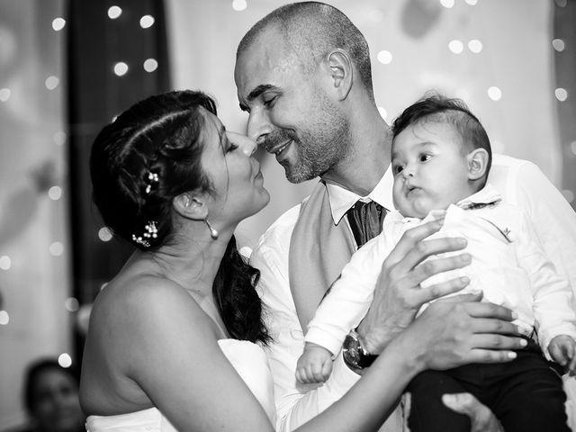 La boda de Indira y MIguel