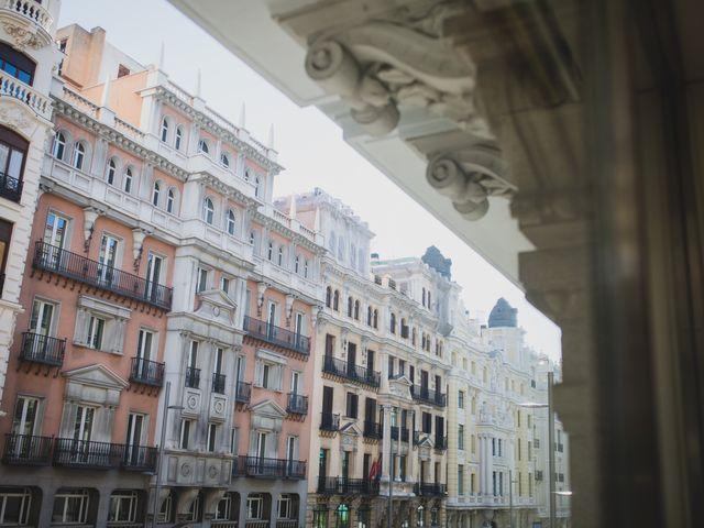 La boda de Javier y Alicia en Madrid, Madrid 2