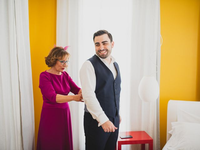 La boda de Javier y Alicia en Madrid, Madrid 48