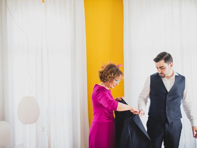 La boda de Javier y Alicia en Madrid, Madrid 49