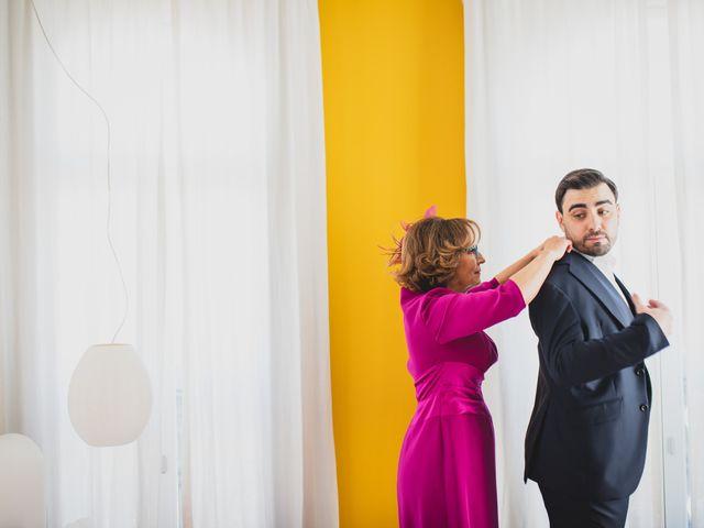 La boda de Javier y Alicia en Madrid, Madrid 50