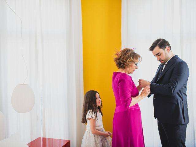 La boda de Javier y Alicia en Madrid, Madrid 54