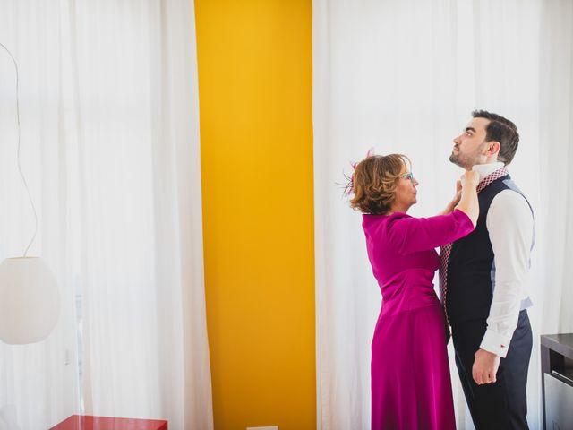 La boda de Javier y Alicia en Madrid, Madrid 55