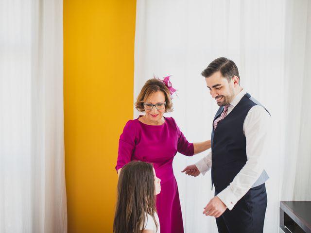 La boda de Javier y Alicia en Madrid, Madrid 56