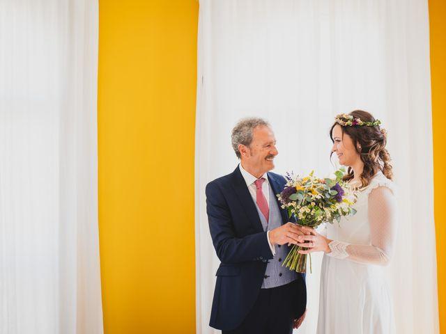 La boda de Javier y Alicia en Madrid, Madrid 107