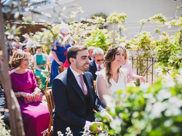La boda de Javier y Alicia en Madrid, Madrid 146