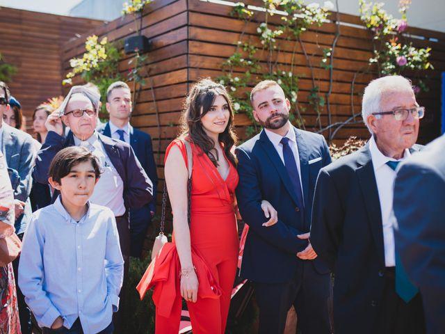 La boda de Javier y Alicia en Madrid, Madrid 157