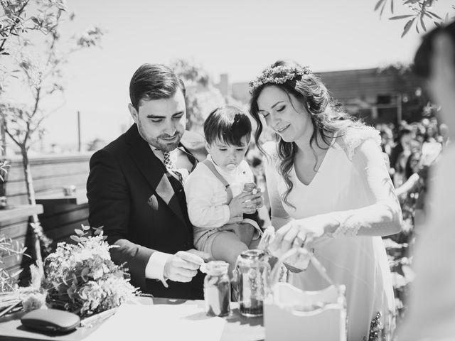 La boda de Javier y Alicia en Madrid, Madrid 163