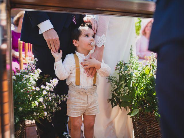 La boda de Javier y Alicia en Madrid, Madrid 164