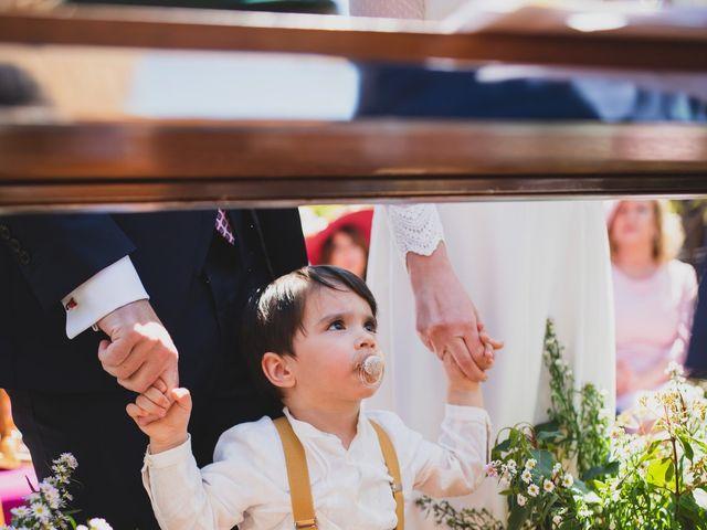 La boda de Javier y Alicia en Madrid, Madrid 165