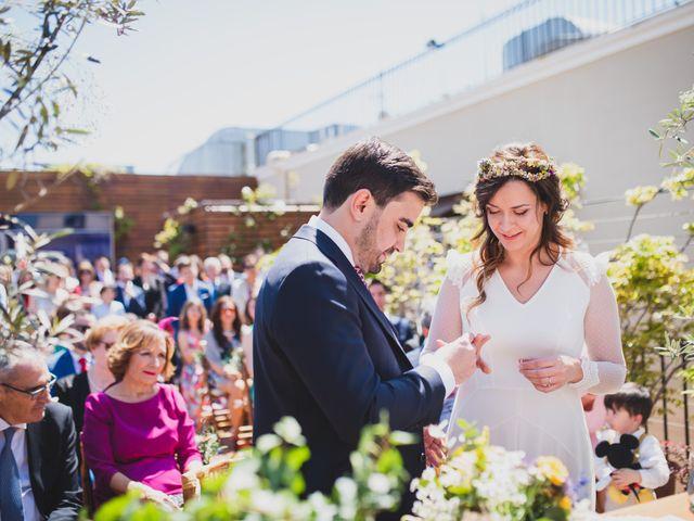 La boda de Javier y Alicia en Madrid, Madrid 166