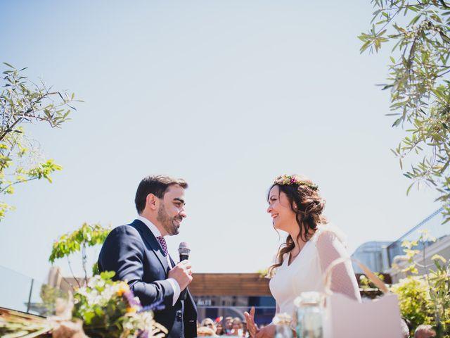 La boda de Javier y Alicia en Madrid, Madrid 167