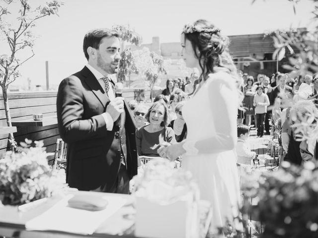 La boda de Javier y Alicia en Madrid, Madrid 168