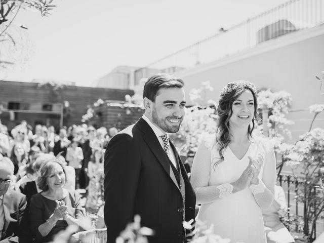 La boda de Javier y Alicia en Madrid, Madrid 174