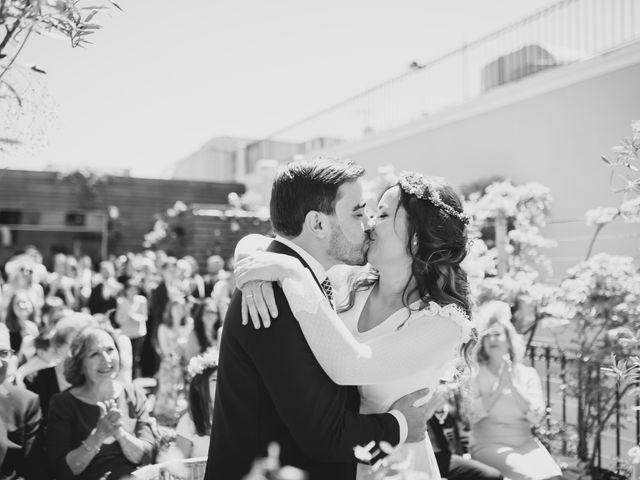 La boda de Javier y Alicia en Madrid, Madrid 175