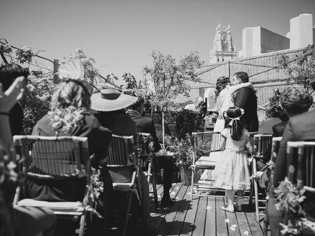 La boda de Javier y Alicia en Madrid, Madrid 176