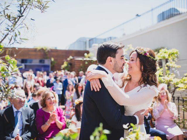 La boda de Javier y Alicia en Madrid, Madrid 177