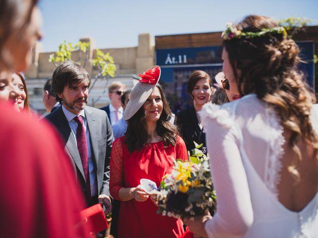 La boda de Javier y Alicia en Madrid, Madrid 178