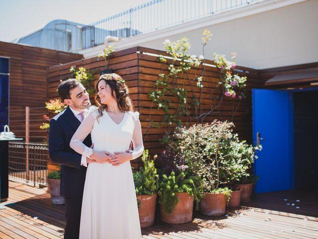 La boda de Javier y Alicia en Madrid, Madrid 184